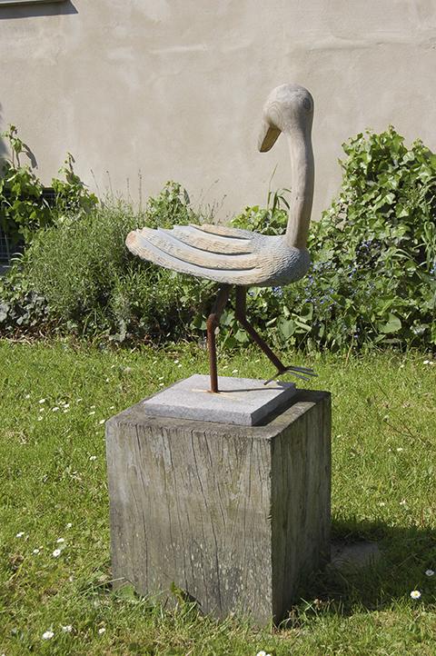 Kunst i haven